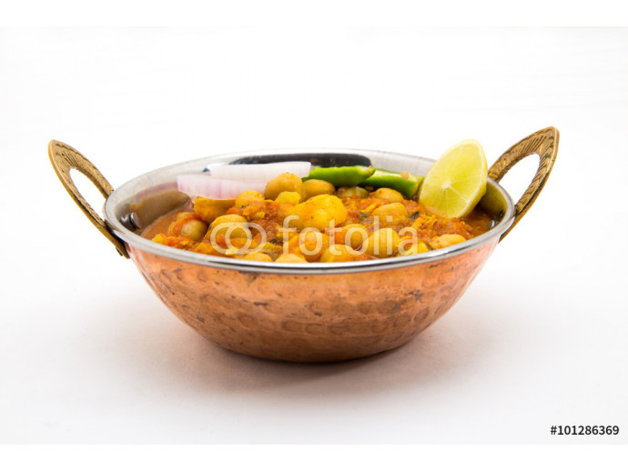 Chana Masala - An Indian spicy vegetarian dish for lunch and din 64238