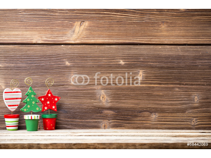 Fototapeta Christmas backgrounds. 64238