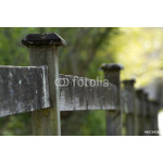 Rustic Fence 64238