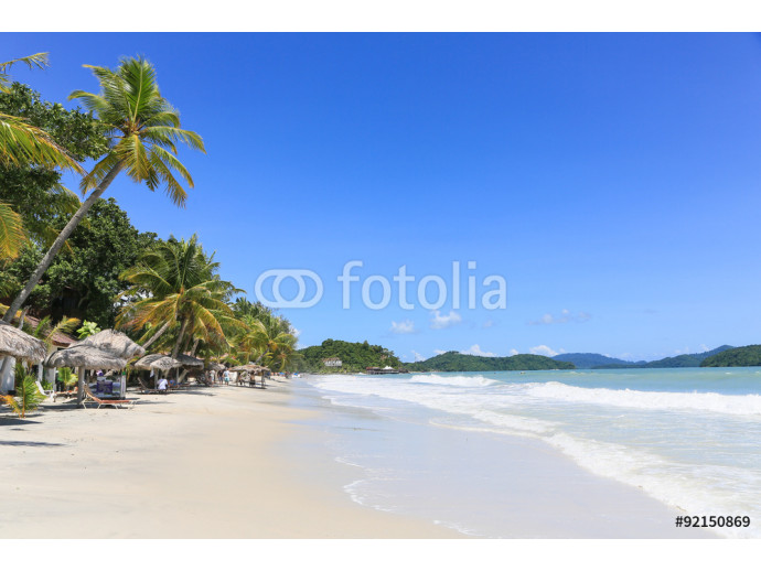 Stunning beach in Langkawi 64238