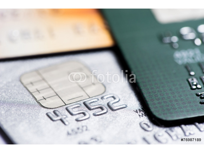 Credit card online shopping payment 64238