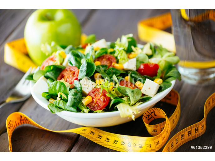 Fitness healthy salad 64238