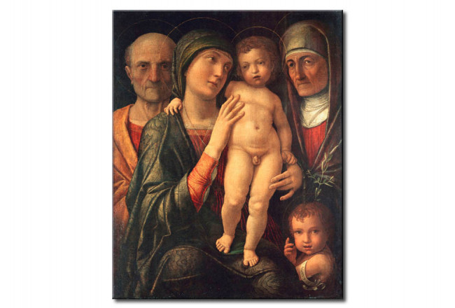 Riproduzione The Holy Family 112248