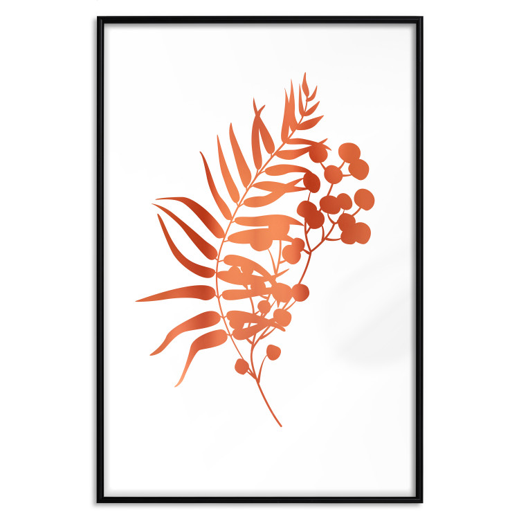 Form of Nature [Deco Poster - Copper]