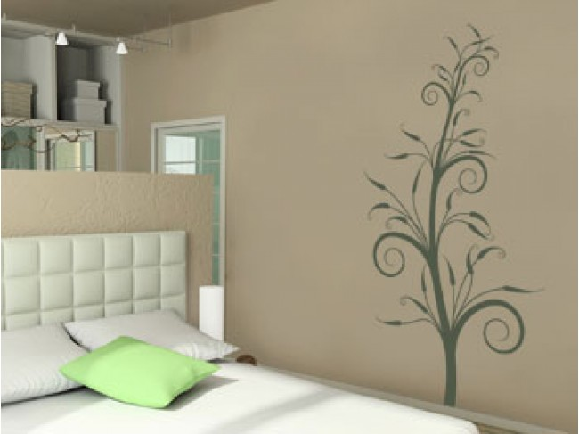 Wall Decal Bush 98848 additionalImage 2