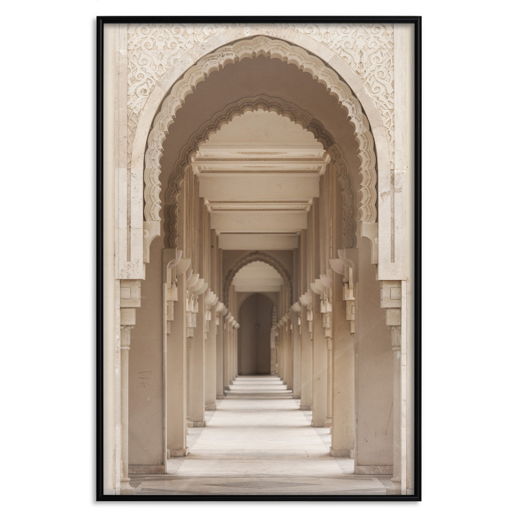 Oriental Arches [Poster]