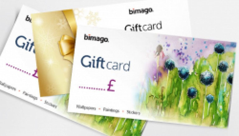 Gift card 64158