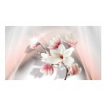 Fotomural a medida White Magnolias II 90458 additionalThumb 1