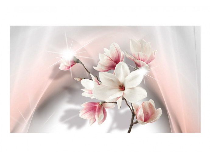 Fotomural a medida White Magnolias II 90458 additionalImage 1