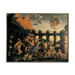 Tableau reproduction Triumph of Virtue over Vice 113168