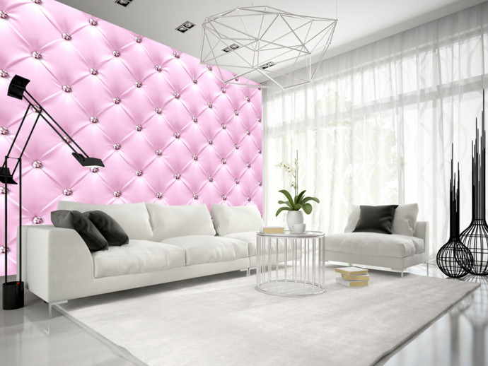 Wall Mural Pink Lady 89968