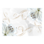Wall Mural White dancers 97278 additionalThumb 1