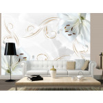 Wall Mural White dancers 97278