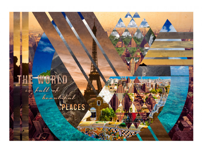 Wall Mural The world ... 59788 additionalImage 1
