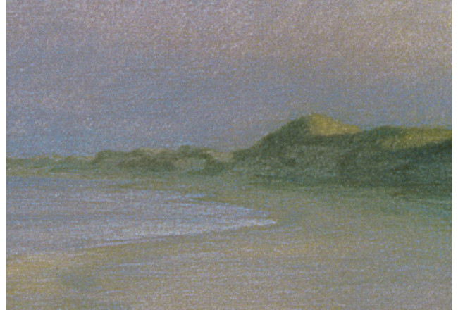 Kunstkopie Summer Evening on the Skagen Southern Beach with Anna Ancher and Marie Kroyer 52929 additionalImage 2