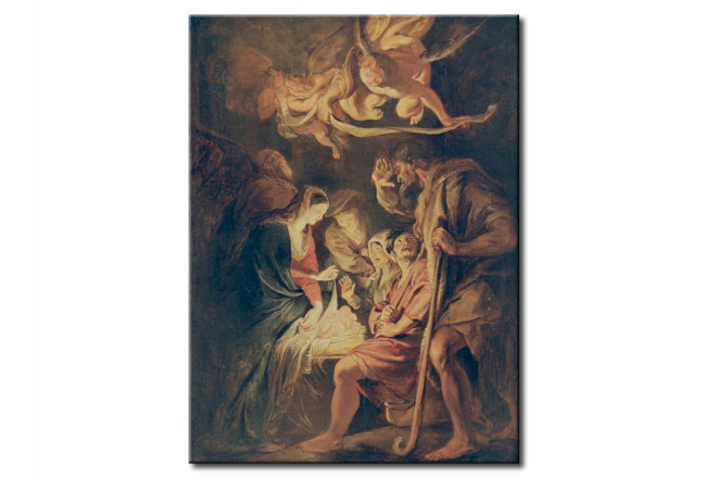 Reproduction Painting Adoration of the Shepherds 50739