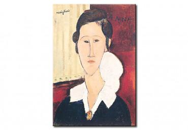 Modigliani Najsłynniejsze Obrazy Jako Reprodukcje Na Płótnie