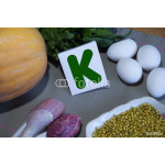 Foods containing vitamin K 64239