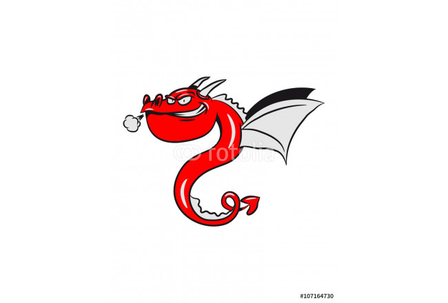 Dragon Wing funny 64239