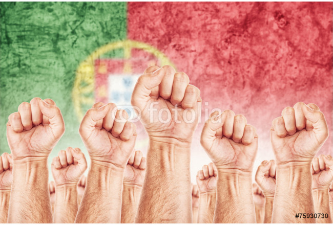 Portugal Labour movement, workers union strike 64239