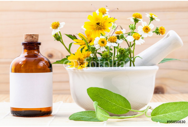 Alternative health care fresh herbal ,oil and wild flower with m 64239