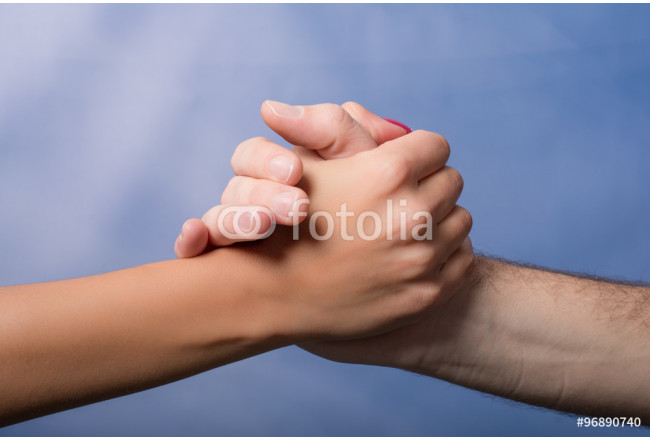 male and female hands 64239