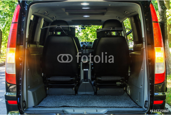Cargo space of the car 64239