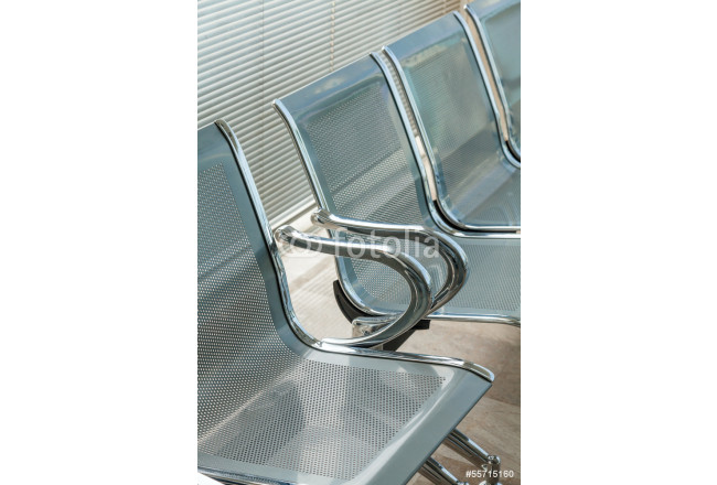 Steel Bus Station Waiting Chairs 64239