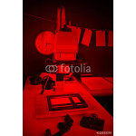 Photographic enlarger to printing old photos 64239