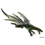 green dragon attack side view 64239