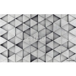 Concrete prism as a background. 3D rendering 64239