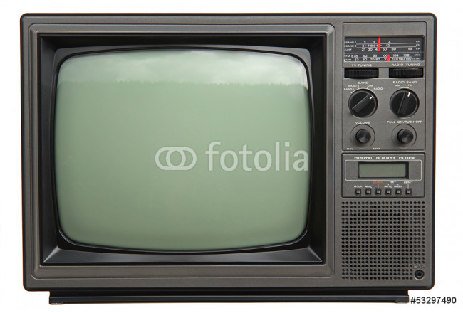 Old TV 64239