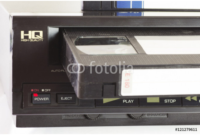 Cassettes and Player 64239