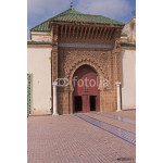 Meknes, Mausoleum Moulay Ismail 64239