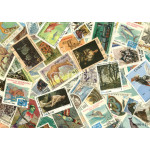 collection of vintage stamps 64239