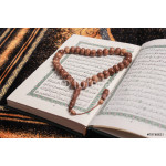 Muslim Tasbih Pearl Beads in Love Shape 64239