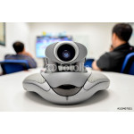 Video conference for long distance communication 64239