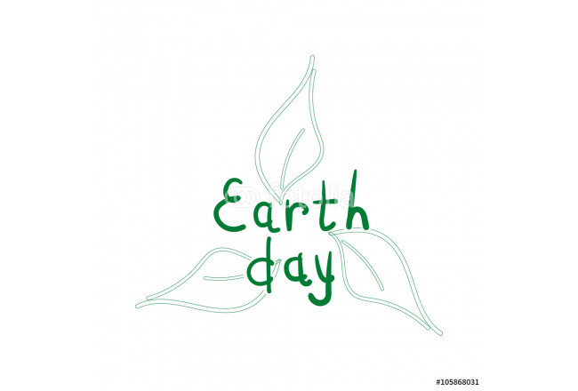 Inscriptions for Earth Day. 64239