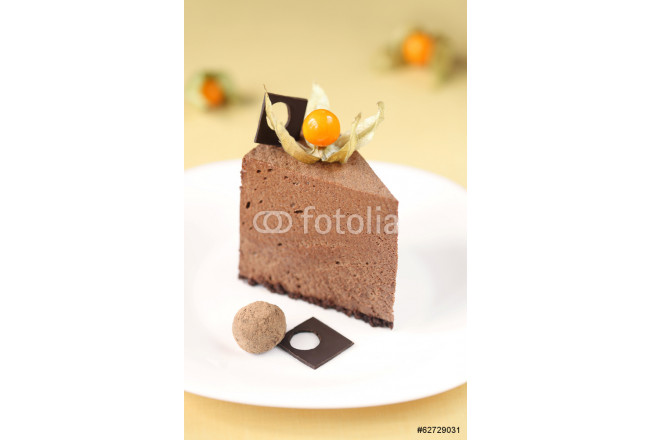 Piece of Chocolate Mousse 64239