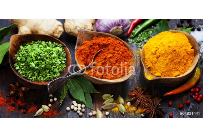 Spices and herbs 64239