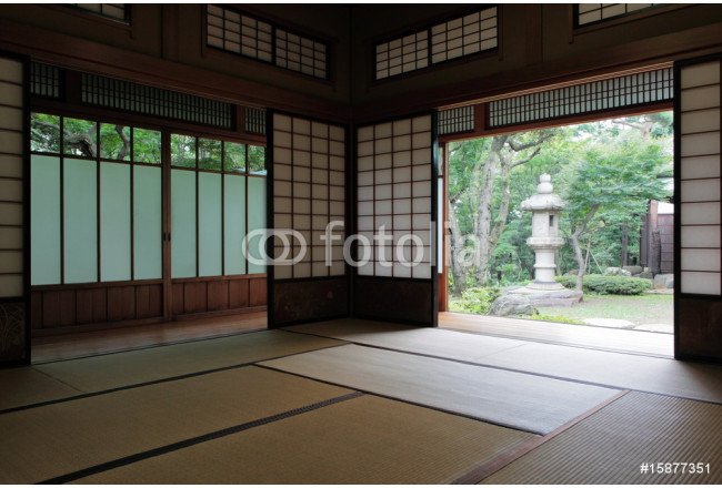 Traditional Japanese House 64239