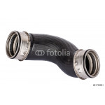 Worn out intercooler hose 64239