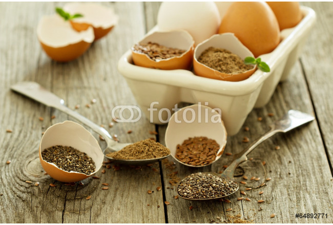 Natural egg replacers 64239