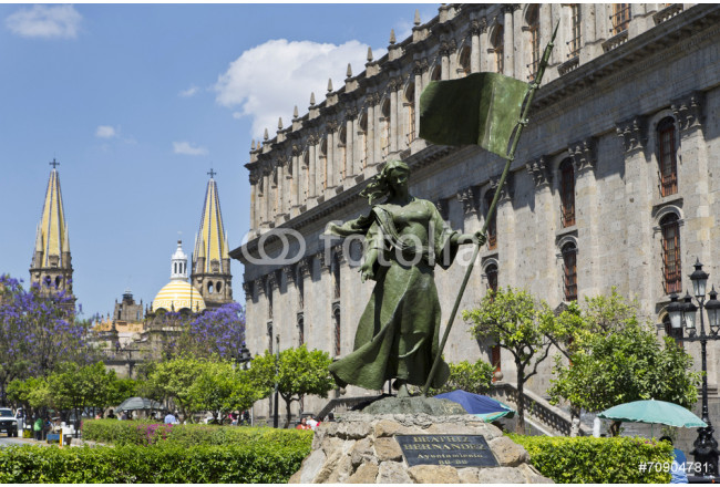 Tourist monuments of the city of Guadalajara 64239