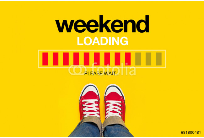 Weekend Loading Concept 64239
