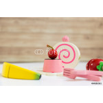 Food Preparation Toy Set for Kids 64239