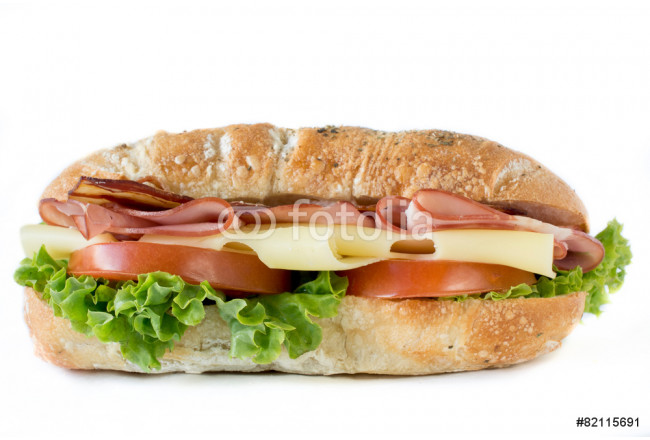 Isolated sandwich 64239