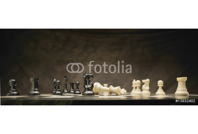 A chess game 64239