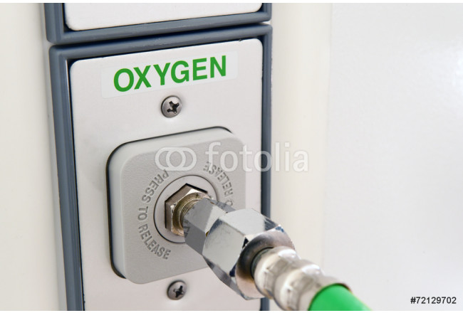 oxygen outlet in operating room 64239