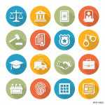 Law icons 64239